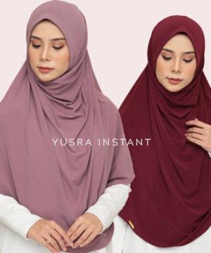 Yusra Ironless Instant