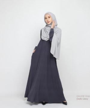 HAJAR Ironless Dress