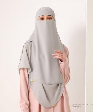ADWA Shawl Niqab
