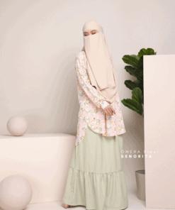 Omera Skirt Set