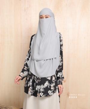 Omera Printed Blouse
